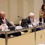 Presentazione dei testi Il Nuovo Corpo e la Mente e Semeiotica Comparata, presso il Senato