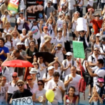 MILLIONS OF ITALIANS PROTEST NEWLY PROPOSED VACCINE MANDATE
