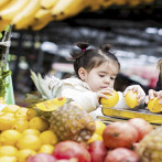 Mothers influence the food choices of children for life