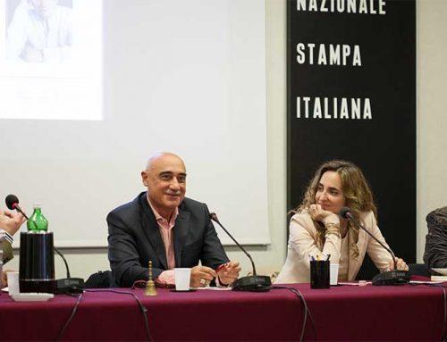 """Presentazione libro """"40 anni di Acqua Fresca: una vita nell'omeopatia"""" di O.Sponzilli"""